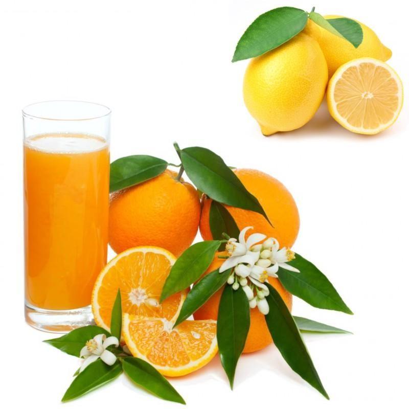 Naranjas de Mesa 8 kg Limones 2 kg - 10 kg (ecológicos)