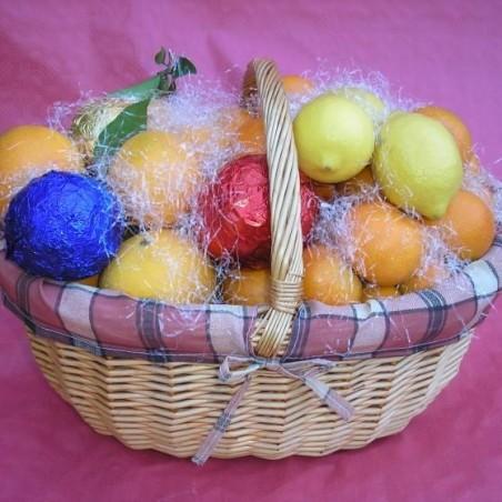 Basket Special: Oranges, 7 kg of Tangerines 3 kg -10 Kg. + Lemons 3 or