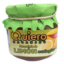 Lemon marmalade Organic 240 g