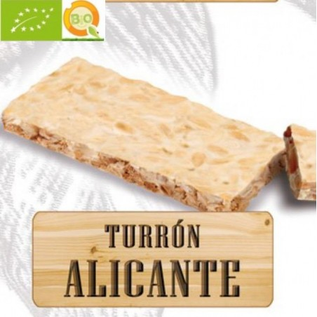Turrón de Alicante Eco-friendly 200 g