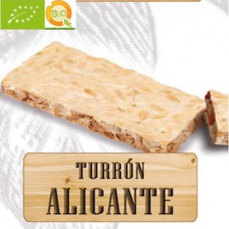 Turrón de Alicante Ecológico  200 g