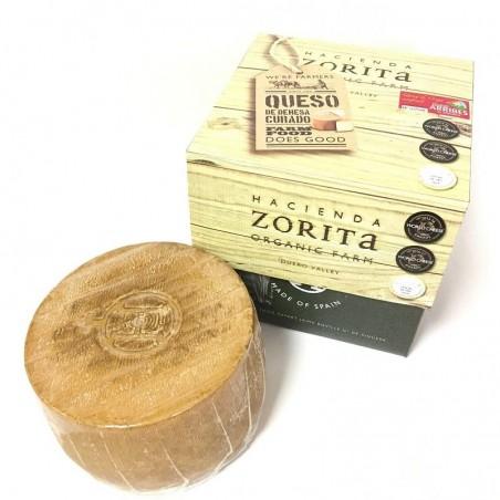 Queso de oveja curado Hacienda Zorita  1 kg-