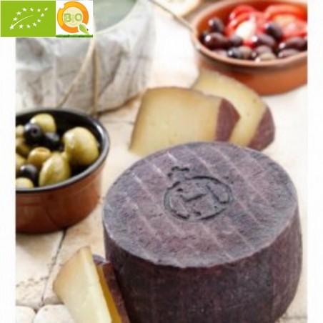 Queso de Oveja Ecológico Hacienda Zorita al vino Syrah 1 kg