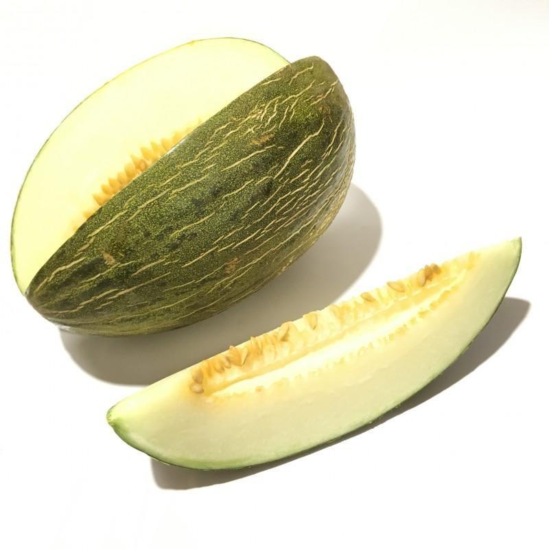 Melones Ecológicos 3 - 4 piezas  9 -11 kg