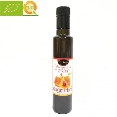 Bio-Apfelessig mit Honig 250 ml (vinagre de miel)