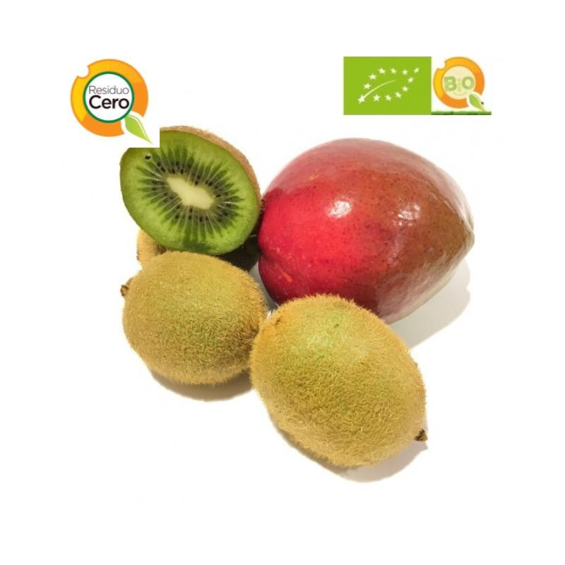 Kiwis Bio y Mangos Bio 5 kg