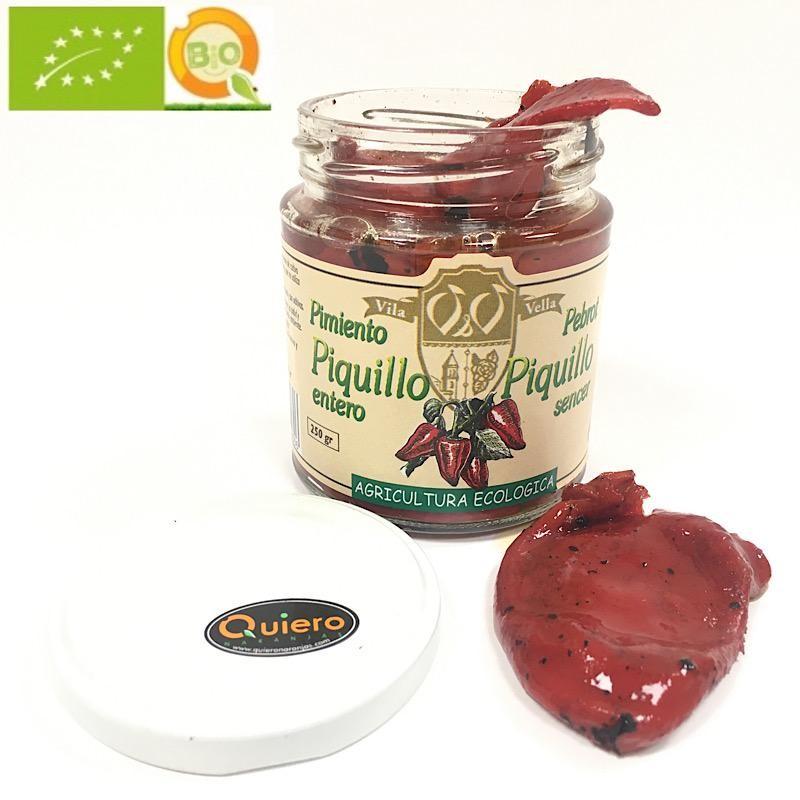 Pimiento del piquillo Ecologico artesano Extra ECO 200g