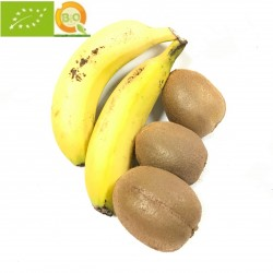 Kiwis and Bananas from the Canary islands organic - 5 kg