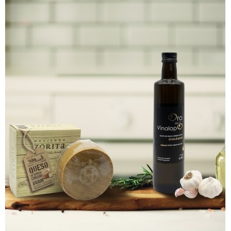 Huile d'Olive Vierge Extra bio, Oro del Vinalopó 500 mL
