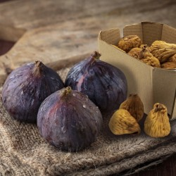 Organic Spanish dried figs...