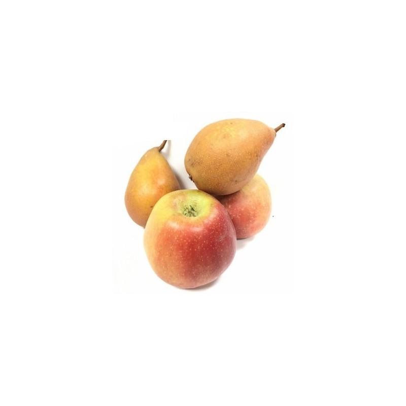 Manzanas Fuji y Peras Ecológicas 5 kg