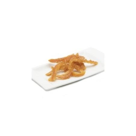 Corteza de naranja Ecológica confitada 100 g