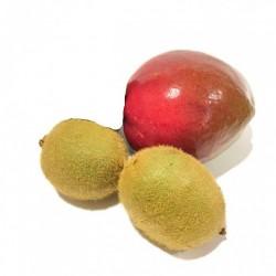 Bio-Mangos und Gelbe...