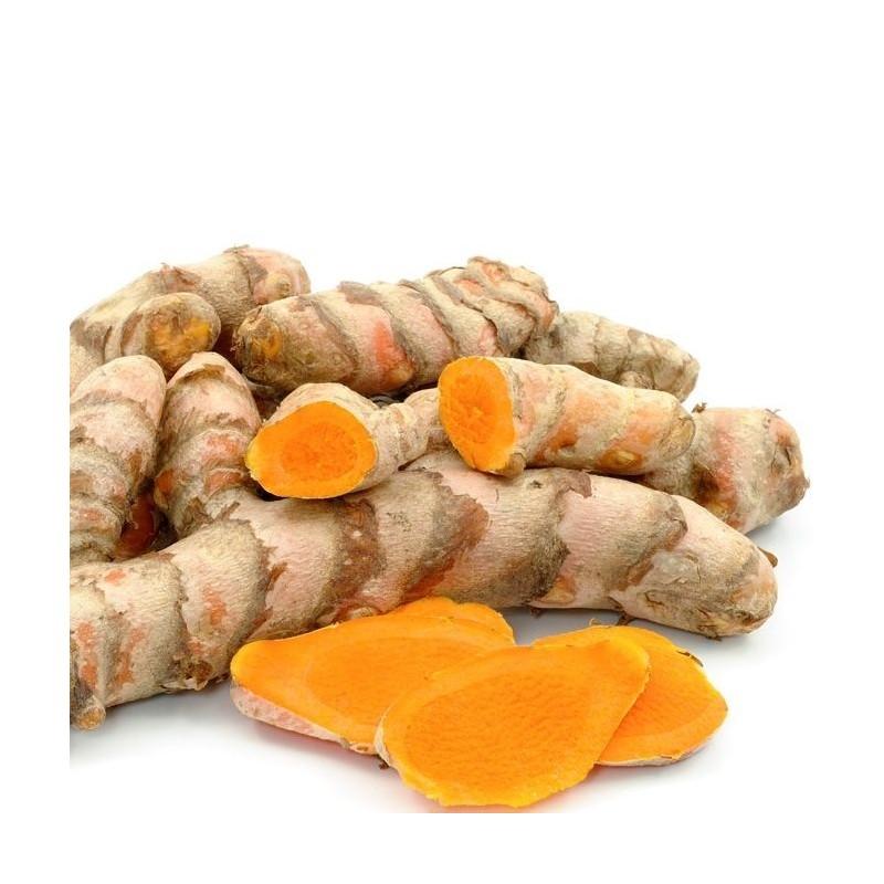 Organic turmeric root 100 g (curcuma)