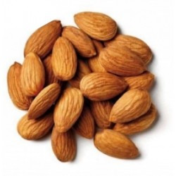 Organic Raw Almonds 250 g