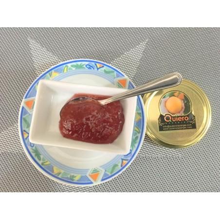 Mermelada de Fresa Ecológica 265 g (con Agave)