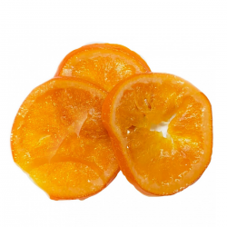 Candied orange slices 100 g...