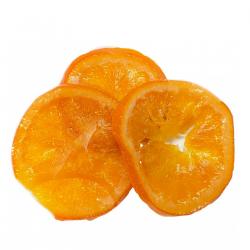Tranches d'oranges confites...