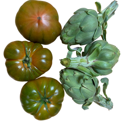 Raf Tomato and Artichokes -...