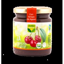 Bio-Kirsch-Marmelade mit Agavensirup 265 g (cereza)