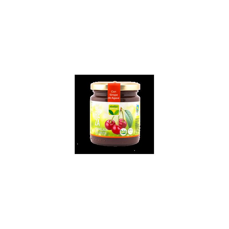 Mermelada de Cereza Ecológica 265 g (con sirope Agave)