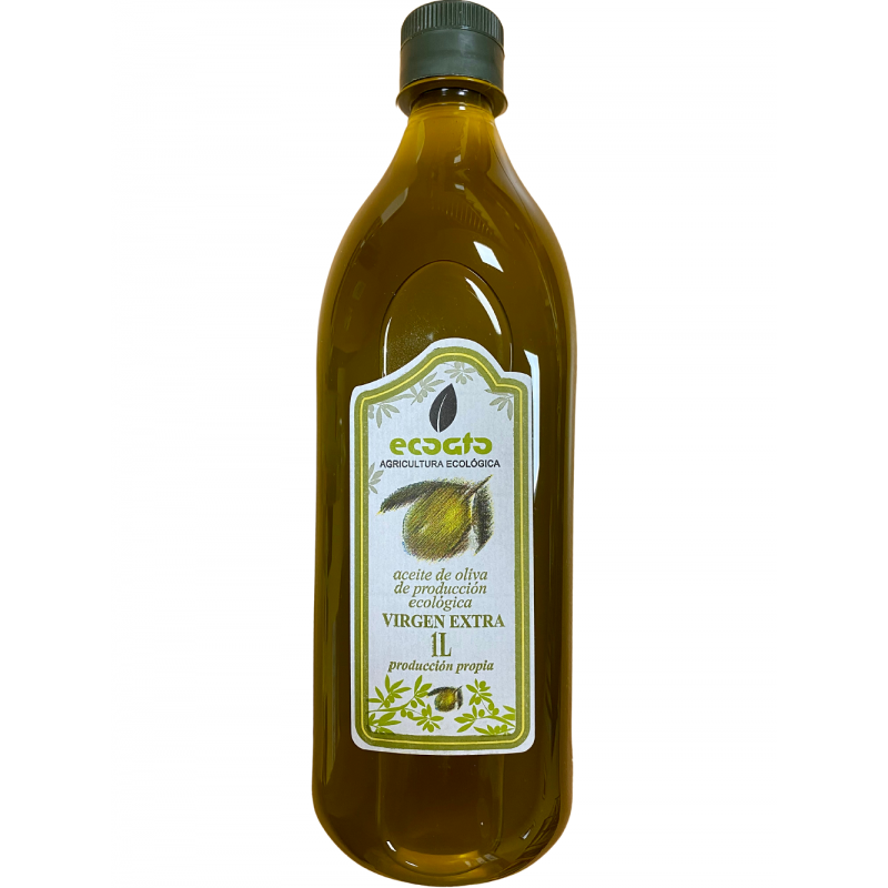 Natives Bio-Olivenöl extra Coato 1 l.