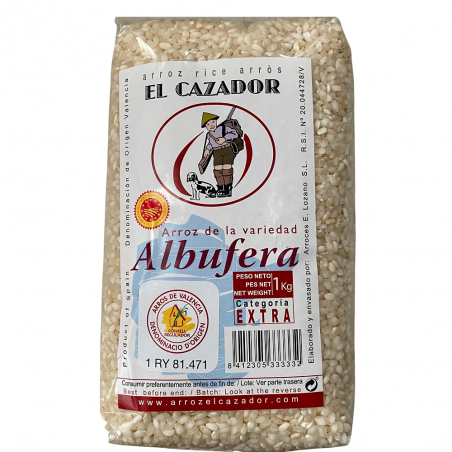 Du Riz de la variété Albufera 1 kg