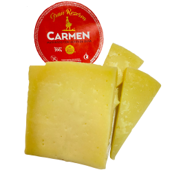 Cured Manchego cheese, with...