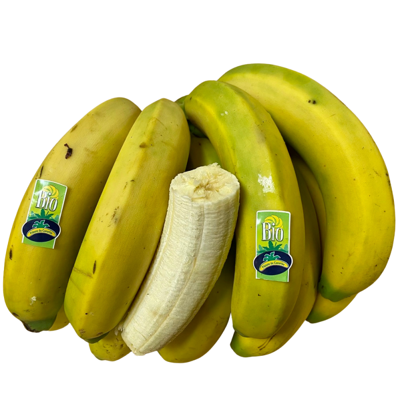 Organic Bananas from the Canary islands 5 kg