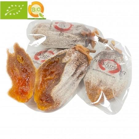 Kaki seco Hoshigaki Ecológico 170 - 180 g  4  frutas