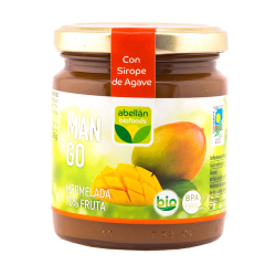 Confiture d'Mango bio avec...