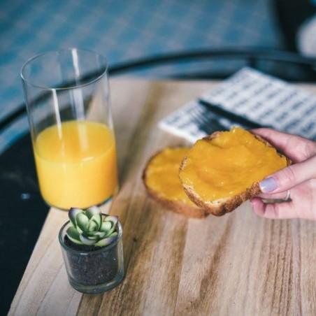 Confiture d'Mango bio avec Agave 265 g
