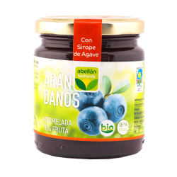 Organic Blueberry Jam mit...
