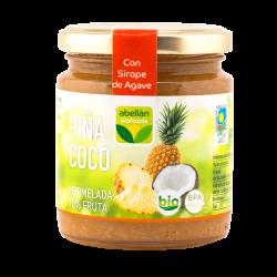 Confiture de Ananas et noix...