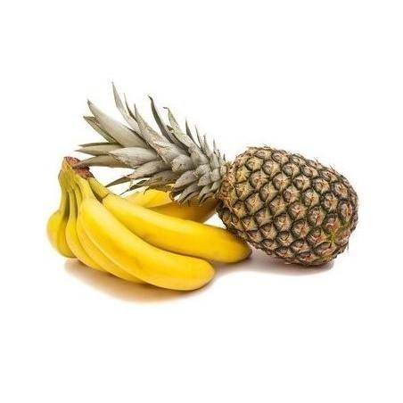 1 Piña y Platanos de Canarias 5 kg