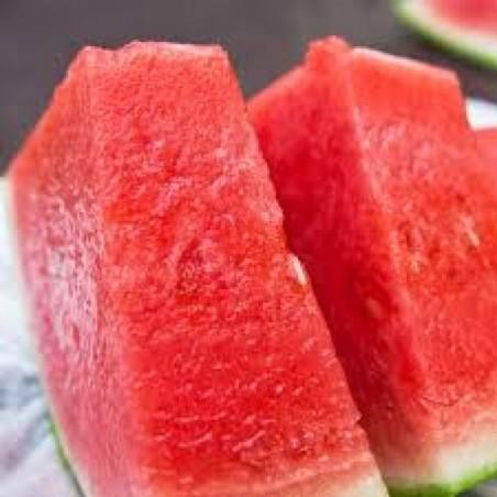 Bio-Wassermelone 1 bis 2 Stücke und Bio-Futuromelonen 1 bis 2 Stücke (insgesamt 9-11 kg)
