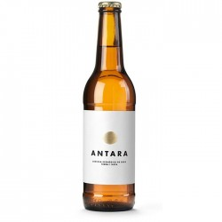 Bière artisanale biologique...