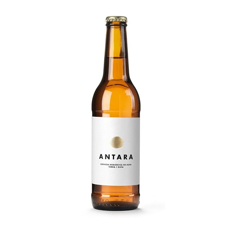 Bière artisanale biologique de Chufa 33 cl. (cerveza de chufa)