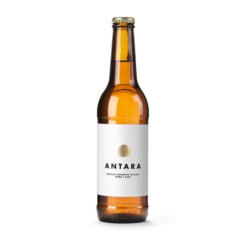 Cerveza Artesanal Ecológica de Chufa 33 cl.
