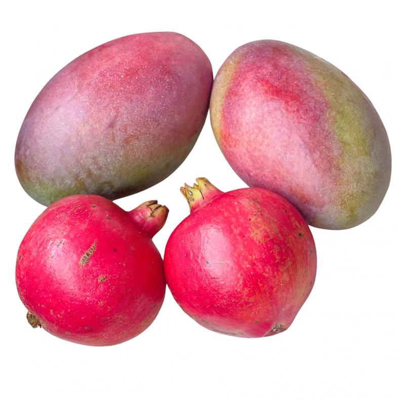 Mangues Bio et Grenades biologique - 5 kg (Mangues, Grenades)