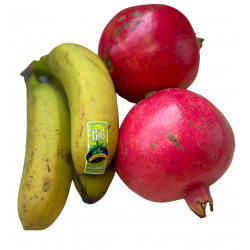 Bio-Plátanos und...