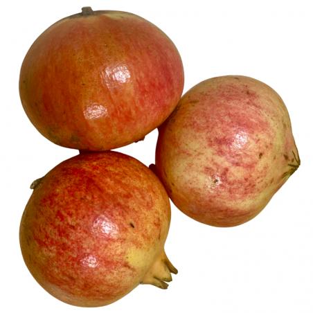 Granadas Ecológicas - 10 kg (variedad Mollar)