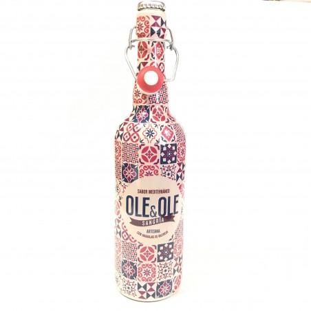 Sangría Ole & Ole Tinta 750 ml